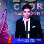 Karan Johar Opens Up about his Sexuality, Virginity and SRK in his new book | Bollywood News