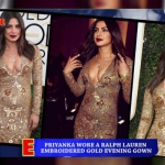 Priyanka Chopra Sizzles In a Glittering Gown At 74thGolden Globe Awards | SpotboyE