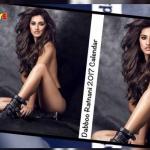 Disha Patani's Hot Topless Photoshoot for Dabboo Ratnani's Annual Calendar | SpotboyE