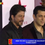 Shahrukh Khan To Play Cameo Role In Salman Khan's Tubelight | Bollywood News