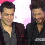 Shahrukh Khan Avoids Talking about his Role in Tubelight with Salman Khan | SpotboyE