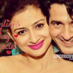 Hiten Tejwani and Gauri Pradhan's EXCLUSIVE Interview | TV | Valentine's Day Special | SpotboyE