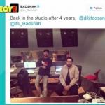 Diljit Dosanjh and Badshah Reunite After 4 Years! | Bollywood News | SpotboyE