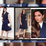 Deepika Padukone Goes 'Blue' At The New York Fashion Week | SpotboyE