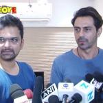 UNCUT- Interview of Arjun Rampal on playing blind in Aankhen 2 | SpotboyE