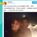 Kapil Sharma Admits He Is In Love, Shows Picture Of Girlfriend Ginni | Bollywood News