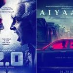 Akshay Kumar-Rajinikanth's 2.0 Will Now Clash With Neeraj Pandey's Aiyaari | SpotboyE