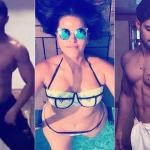 Sushant Singh Rajput & Sooraj Pancholi Go Shirtless While Neha Dhupia Flaunts Her Bikini Bod
