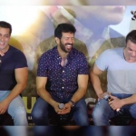 Salman Khan, Sohail Khan, Kabir Khan, Pritam at Tubelight Trailer Launch Full- Part 2 | SpotboyE