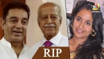 Kamal Haasan's elder brother & producer Chandrahasan dies in UK