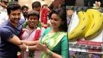 Surya, Keerthi Suresh's Banana Comedy Cake for Comedian Senthil's Birthday | Hot News