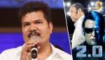 Director Shankar clarifies on Rajinikanth's Get-ups in Robo 2.0