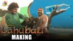 Baahubali VFX breakdown : Behind the Scenes   Latest Tamil Cinema News   Making