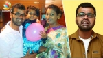 Thadi Balaji wife complains her husband in Police Station   Kalakka Povathu Yaaru Judge
