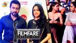 64th Filmfare Awards 2017 : Total Winners & Best Dressed | Hot Tamil Cinema News