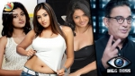 Hottest Bigg Boss Tamil contestants: Oviya, Namitha, Anuya Bhagvath & more | Kamal's new TV show