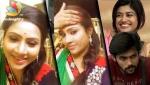 Saravanan Meenakshi fame Nandhini supports Oviya and Aarav in Bigg Boss | Vijay TV Tamil Shows