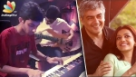 Vivegam Songs Making : Anirudh shares Sneak Peek | Thala Ajith Tamil Movie