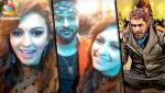 Prabha Deva and Hansika @ Gulebakavali Shooting spot   Latest Tamil Cinema News
