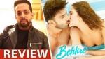Befikre Review by Salil Acharya