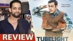 Tubelight Review by Salil Acharya | Salman Khan, Sohail Khan, Zhu Zhu | Full Movie Rating