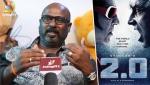 Rajini sir appreciated my work in Vijay's Theri movie : Art Director Muthuraj on 2.0 Making