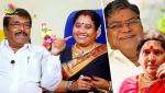 Voices of Sornakka & Kota Srinivasa Rao : Dubbing Artists M & Srilekha Rajendran Interview   Samy
