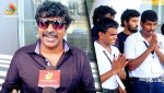 Mime Gopi takes physically challenged on flight to resort | Interview | Kabali, Madras Actor
