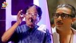 I felt ashamed of myself after seeing Mani Ratnam's Nayagan : Bharathiraj Speech