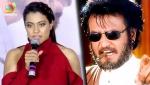 Kajol responds to Rajinikanth comparison in VIP 2 | Speech, Velai illa Pattathari | Dhanush, Amala