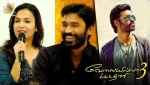 Soundarya Rajinikanth on turning heroine for VIP 3 | Dhanush Speech, Velai Illa Pattathari 2