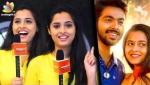 GV Prakash stopped talking to me after hearing me sing : Arthana Binu Interview   Sema Tamil Movie