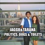 Podcast 21 - Politics,Dogs & Toilets