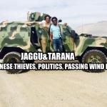 Podcast 28 - Japanese Thieves, Politics, Passing wind etc