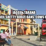 Podcast 30 - Suneil Shetty, Booze Bans, Cows etc