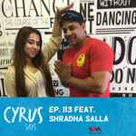 (Rebroadcast) Ep. 113 feat.  Positive Energy Coach Reader Shradha Salla