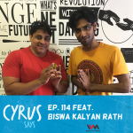 (Rebroadcast) Ep. 114 feat. Comedian Biswa Kalyan Rath