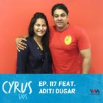 (Rebroadcast) Ep. 117 feat. Restaurateur Aditi Dugar