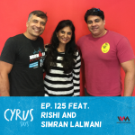 (Rebroadcast) Ep. 125 feat: Marathoners Rishi and Simran Lalwani