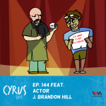 Ep. 144 feat. Actor J. Brandon Hill