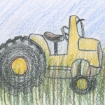 Tractor Trails- a bedtime story and relaxation