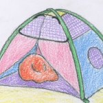 Tent Tales- a bedtime story for kids