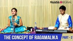 The Concept Of Ragamalika - 2