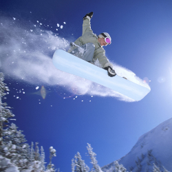 #ICYMI - Snowboarding: Shreddin' the Gnar
