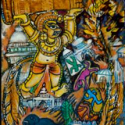 Book 5 Canto 3 Hanuman's Wrath