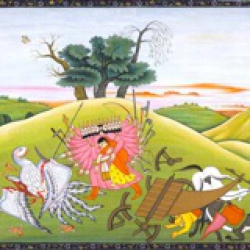 Book 3 Canto 6 The Abduction of Sita
