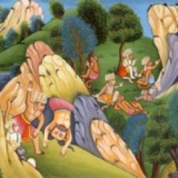 Book 4 Canto 3 The Search for Sita