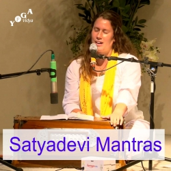 Evening Rise Spirit Come with Birgit and Satyadevi