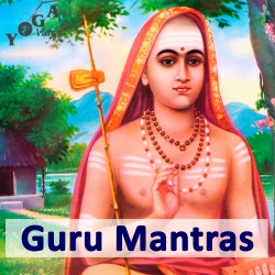 Sachchidananda Guru - Mantra Chanting with Rama - Dirk - Manuel and Nathalie