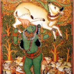 Sri Krishna Lila 8